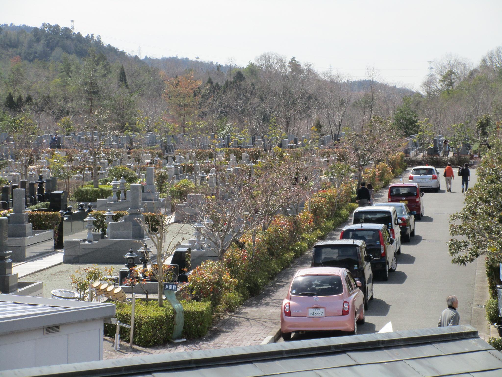 川西大霊苑 平成30年春彼岸